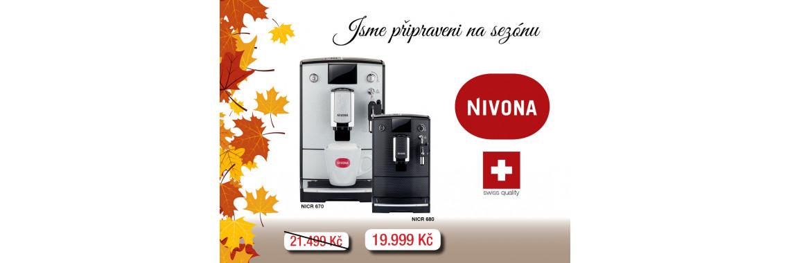 Kávovar Nivona